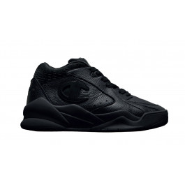Champion Mid Cut Zone Mid 93 Leather All Black