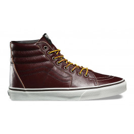 Vans SK8 Hi Ground Breakers Rum Raisin