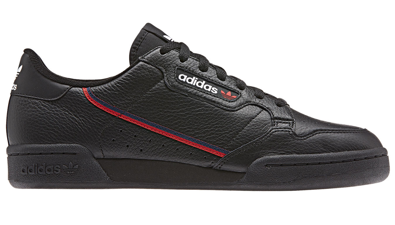 Continental 80 leather sneakers