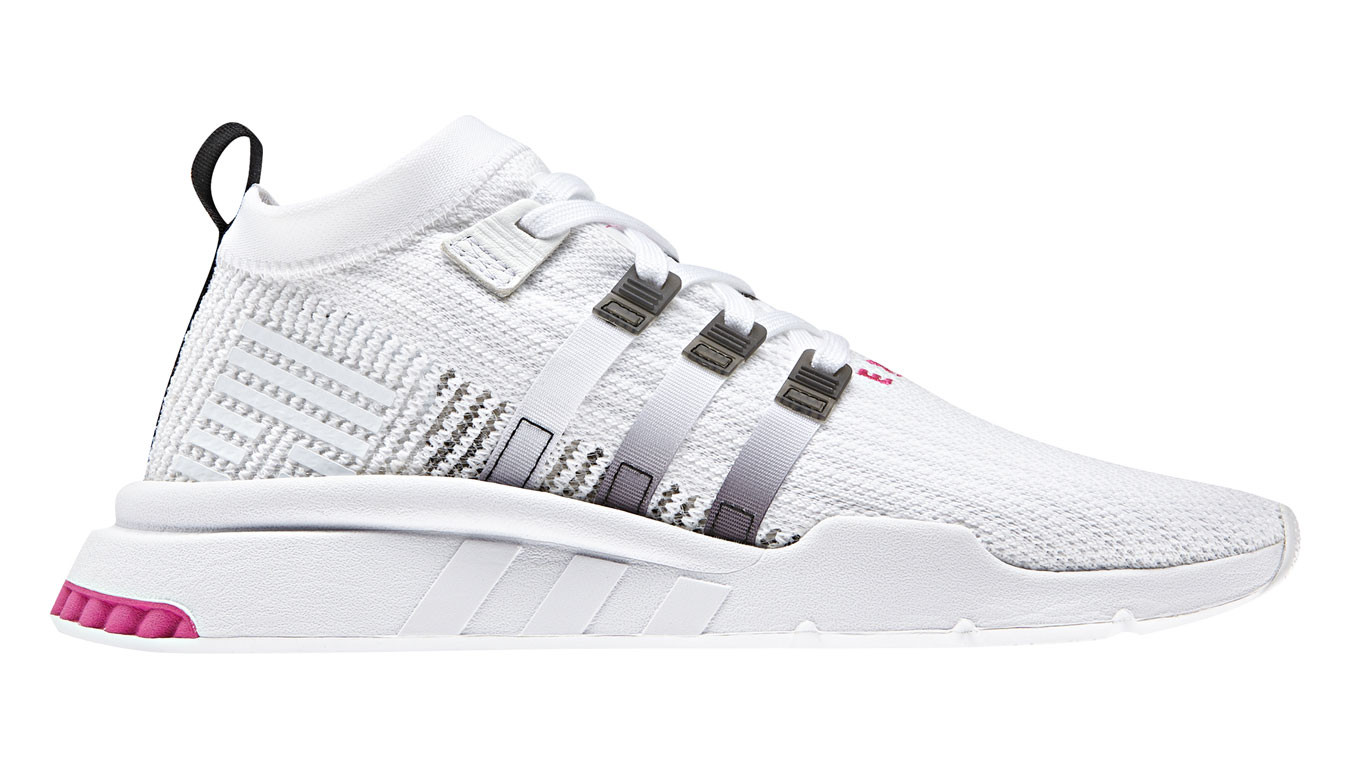watch b6b7c 47ffa adidas Eqt Support Mid Adv Pk Ftwr White
