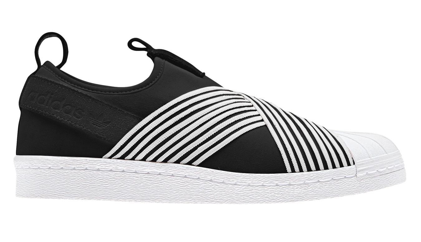 Superstar Slip on Shoes in 2020 | Adidas shoes women, Adidas