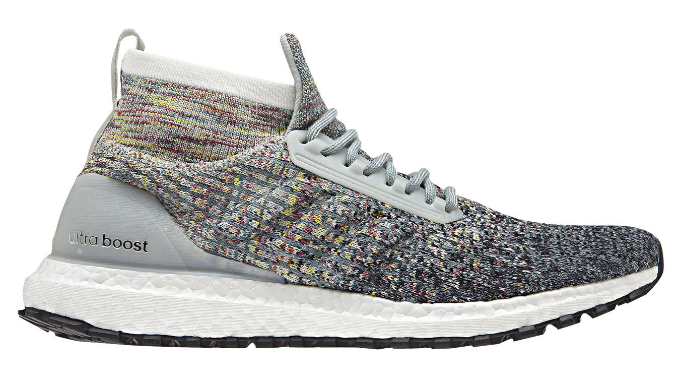 Stay on Your Toes for the adidas Ultra BOOST 4.0 Multi Color