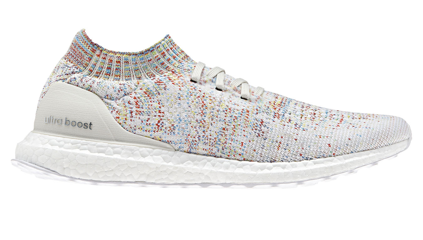 new style 12249 1738d adidas Ultraboost Uncaged Raw White