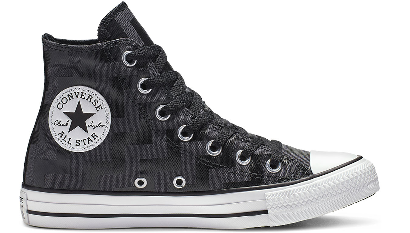 Converse Chuck Taylor All Star Mission V Almost Black