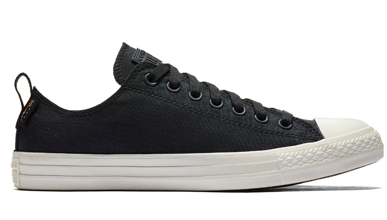 Converse Chuck Taylor All Star Low Black White