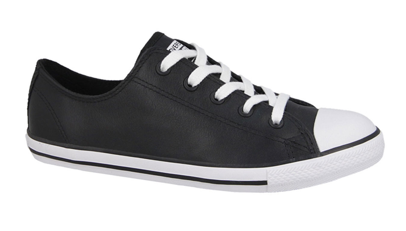2converse dainty leather