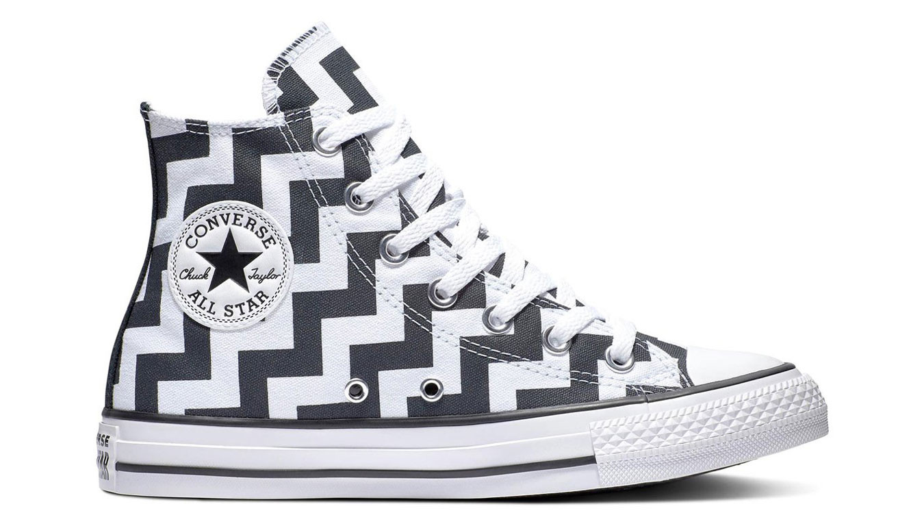 Converse Chuck Taylor All Star Mission V Glam Dunk
