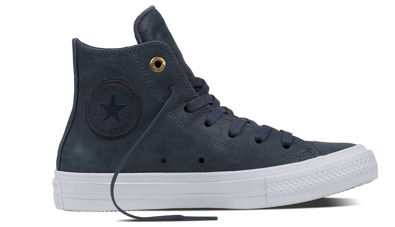 Blue sneakers Converse Chuck Taylor All