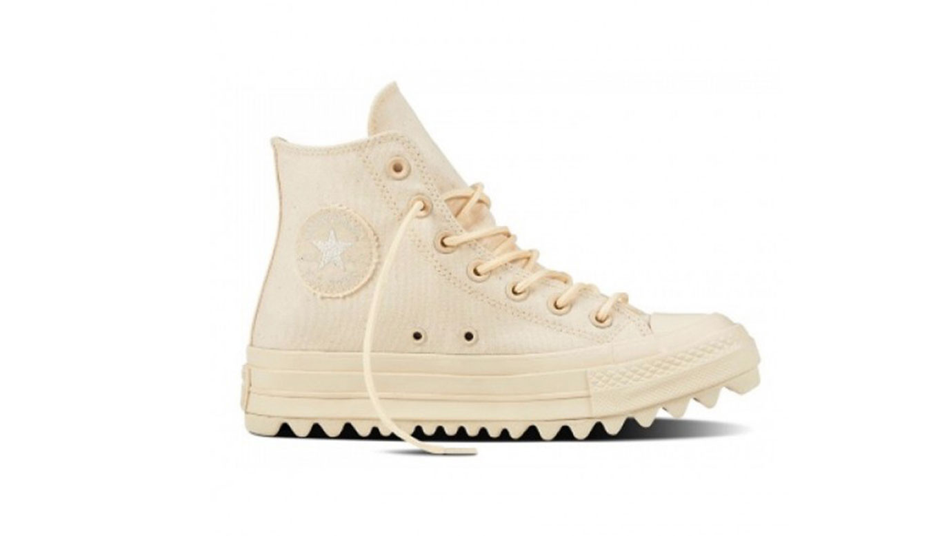 Converse Sneaker Chuck Taylor All Star Lift Ripple Hi Shoes