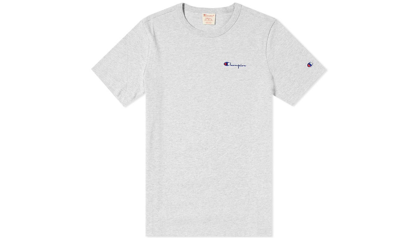 Champion Crewneck T Shirt