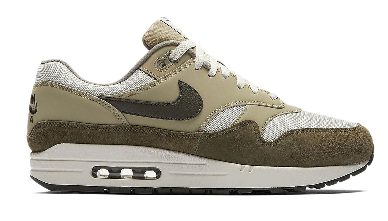 quality design 4b4ce bd623 Nike Air Max 1 Medium OliveSequoia-Neutral Olive AH8145-201