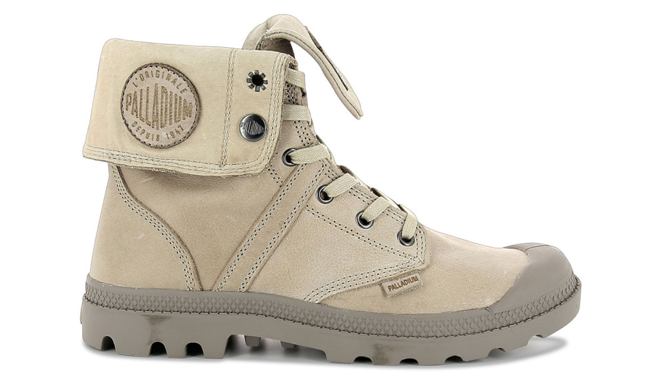 Palladium Boots Pallabrouse Baggy L2 Leather