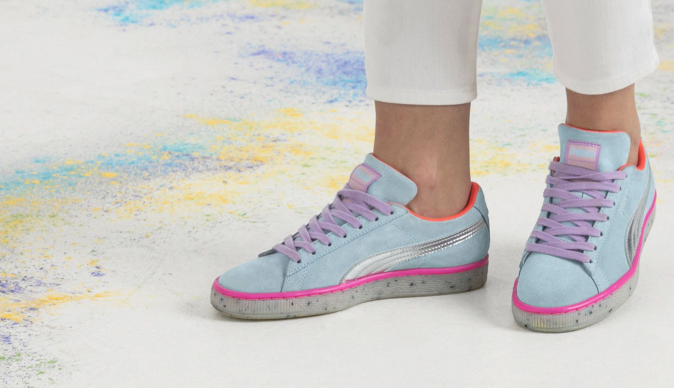 ad1591bb99eb PUMA x SOPHIA WEBSTER Suede Candy Princess 36613301