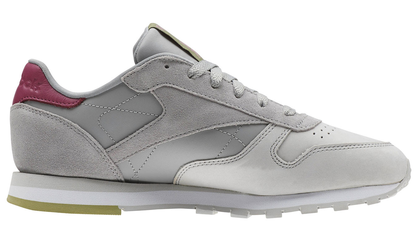 Reebok Classic Leather | Pink | Sneakers | BD4308 | Caliroots