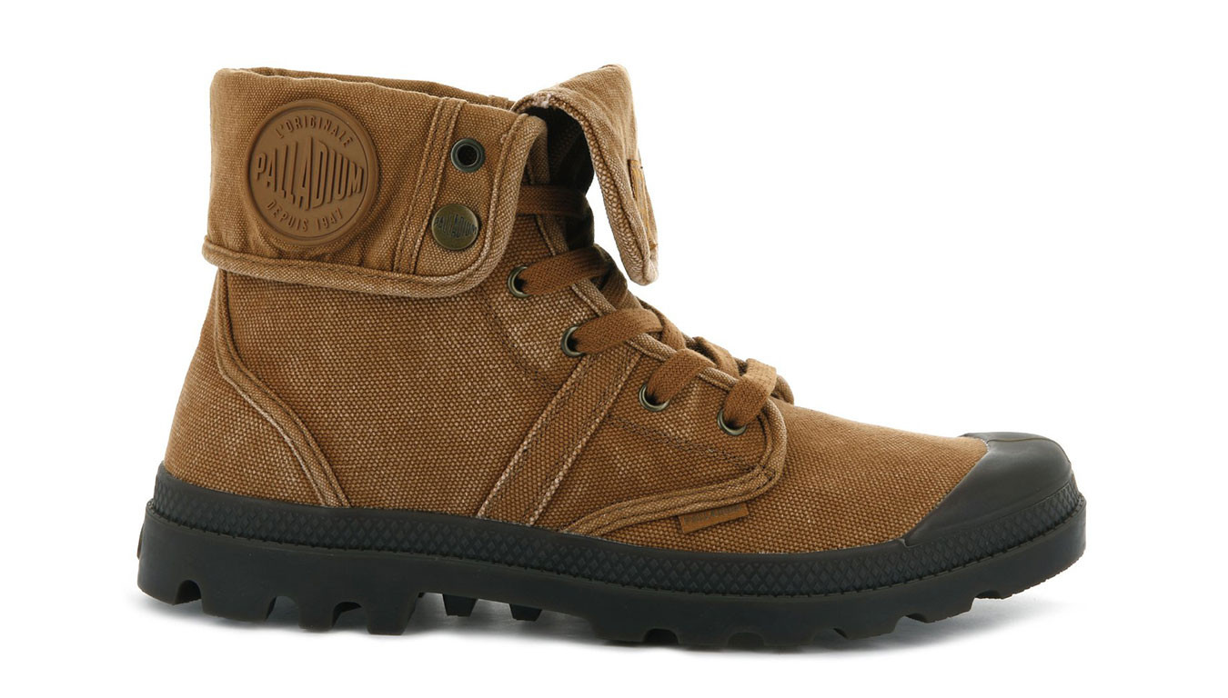 Palladium Boots Pallabrouse Baggy Cathay Spice