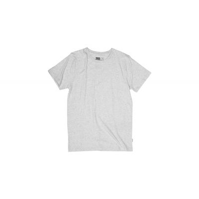 Dedicated T-shirt Stockholm Grey Melange