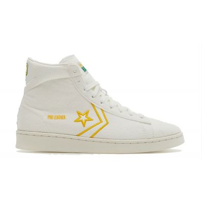 Converse Pro Leather High White