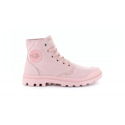 Palladium Boots Mono Chrome Peach Whip