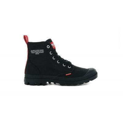 Palladium Boots Pampa Hi Dare Black