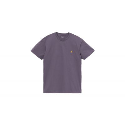 Carhartt WIP S/S Chase T-Shirt Provence / Gold