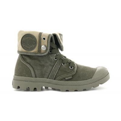 Palladium Pallabrouse Baggy Dusky Green / Safari