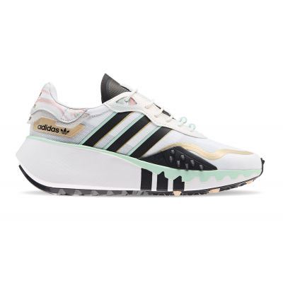 adidas Choigo W Ftwr White/Core Black/Frozen Green