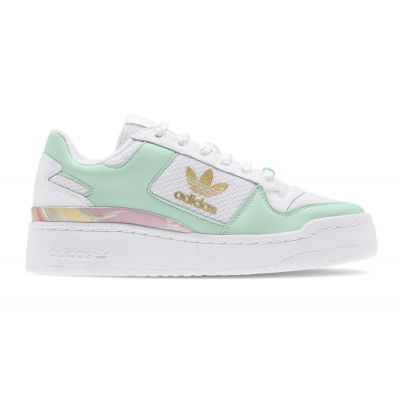 adidas Forum Bold W Ftwr White/Frozen Green/Matte Gold