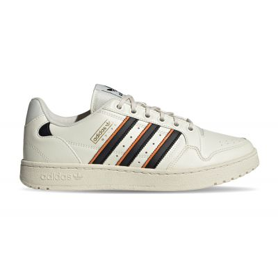 adidas Ny 90 Stripes Off White/Core Black/Orange