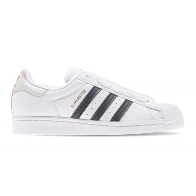 adidas Superstar W Ftwr White/Core Black/Frozen Green