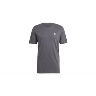 adidas Trefoil Essentials Tee Grey Five