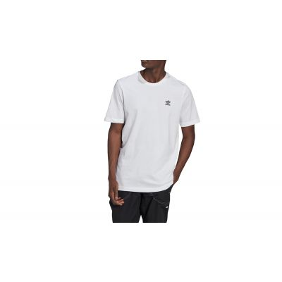 adidas Trefoil Essentials Tee White