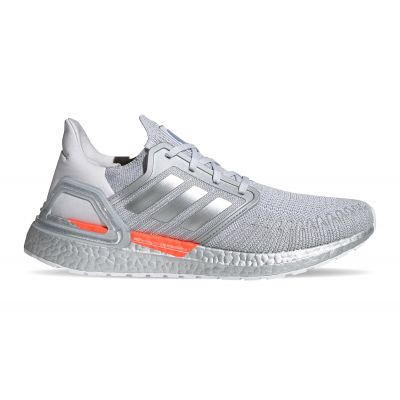adidas Ultraboost 20 Dna Dash Grey/Silver Met./Halo Silver