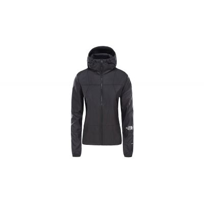 The North Face W Mountain Light Windshell Jacket Black