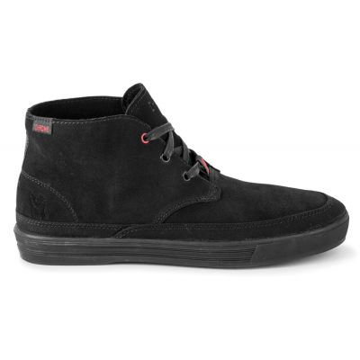 Chrome Industries Forged Suede Chukka Boot Black Black