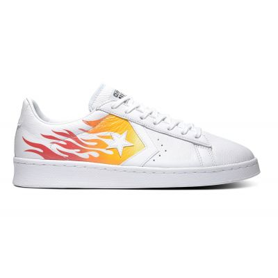 Converse Gold Standard Archive Print Pro Leather