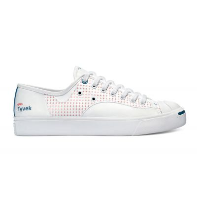 """Converse x Sportility Jack Purcell Rally """"Tyvek"""""""