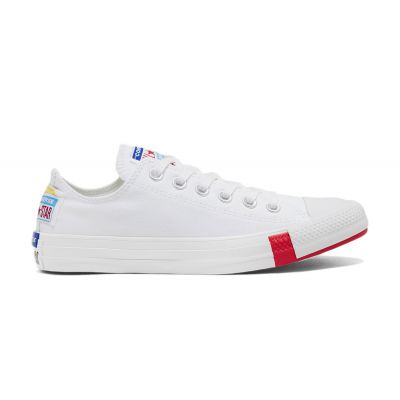 Converse Logo Play Chuck Taylor All Star Low Top