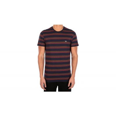 IrieDaily Monte Noe Jaque Tee Navy Orange