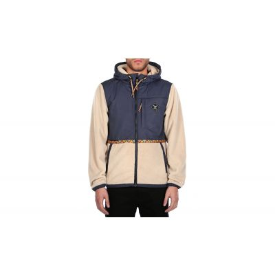 IrieDaily On Top Hood Jacket Navy
