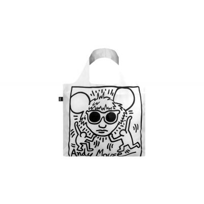 Loqi Bag Keith Haring Andy Mouse Bag