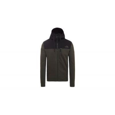 The North Face M Tech New Peak Hoodie New Taupe Green/Tnf Black