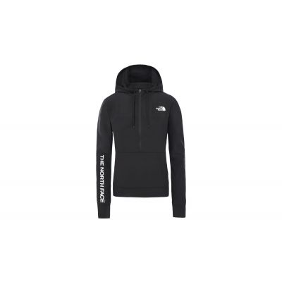 The North Face W Train N Logo Wind Jacket -Eu Tnf Black
