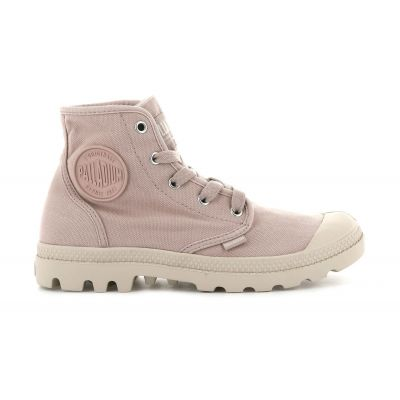 Palladium Pampa Hi Adobe Rose