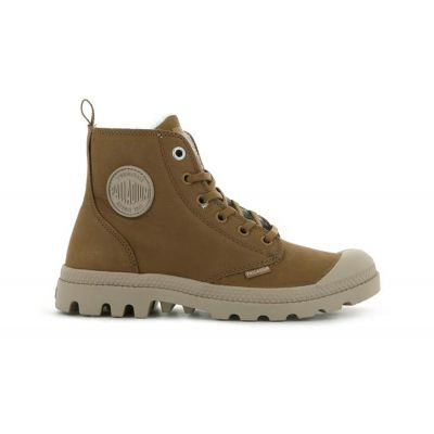 Palladium Pampa Hi Zip Wool