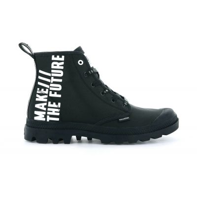 Palladium Pampa Hi Future Black