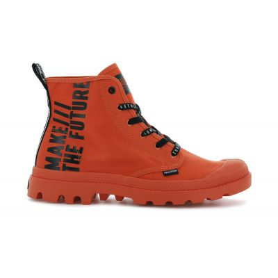 Palladium Pampa Hi Future Firecracker