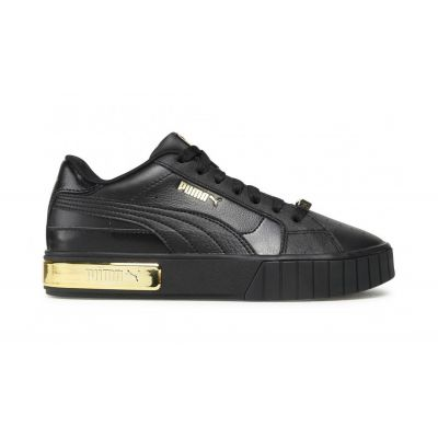 Puma Cali Star Metallic Wns Black