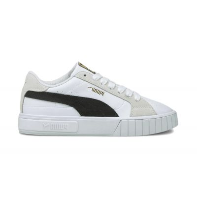 Puma Cali Star Wns White Black
