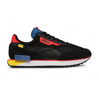 Puma Future Rider Neon Play Black-Star S