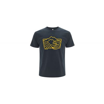 Shooos Golden Wave T-Shirt Limited Edition